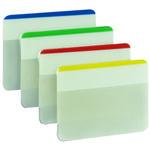 POST-IT Indexfane 686F1 Kraftig 4 farver 50,8x38mm