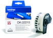 BROTHER labels 29mmx30, 48m white paper, DK22210