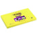 POST-IT POST-IT® SuperS 76x127mm 655-12 gul