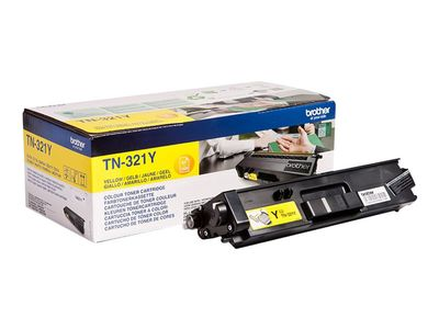 BROTHER DCP-L8400CDN m.fl. Yellow Tone (TN321Y)