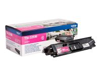 BROTHER TN-326M TONER CARTRIDGE MAGENTA F/ HL-L8250CDN 3500PGS SUPL (TN326M)