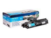 BROTHER DCP-L8400CDN m.fl. Cyan Toner (TN321C)