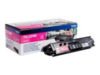 BROTHER TN-329M TONER CARTRIDGE MAGENTA F/ HL-L8350CDW 6000PGS SUPL (TN329M)
