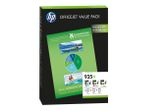 HP 935XL Office Value Pack, 75 ark/ A4/ 210 x 297 mm
