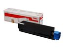 OKI Toner for 7.000 Pages for MB472  MB492  MB562  B412  B432 und B512