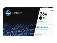 HP Toner/26A Black LaserJet Cartridge (CF226A)