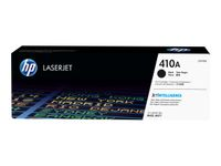 HP 410A ColorLaserJet Black Toner (CF410A)