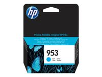 HP Cyan Inkjet Cartridge No.953