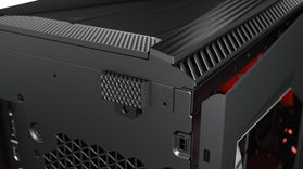 HP OMEN by HP 880-121 Intel Core i5-8400, 12GB RAM, 256GB PCIe SSD, 1TB HDD, GeForce GTX 1070, DVD±RW, Windows 10 (3ER69EA#UUW)