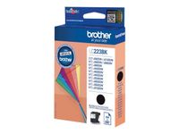BROTHER LC223BK ink cartridge black (LC223BK)