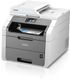 BROTHER DCP-9020CDW Colour LED 3-in-1 Duplex, ne
