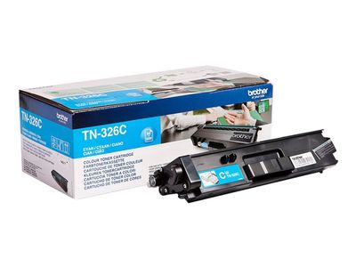 BROTHER Toner Cyan TN-326C (TN326C)