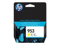 HP Yellow Inkjet Cartridge No.953 (F6U14AE)