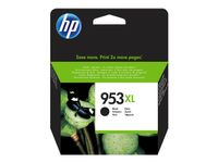 HP Black Inkjet Cartridge No.953XL
