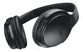 BOSE QuietComfort 35 II Wireless Headphones, 20h Battery Life, Black
