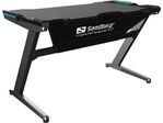 Sandberg Fighter Gaming Desk, Grey