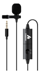 MAONO active lavalier microphone for smart phone, camcorders etc.