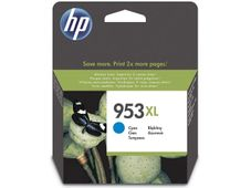 HP 953 XL Ink Cartridge Cyan  1.600 Pages