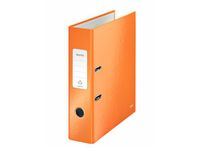 Brevordner LEITZ 180 WOW orange 80mm