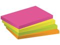 STAPLES Notes STAPLES 76x127mm neon