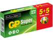 GP Super Alkaline AAA (LR-03) Display Box *10x10-pack* **ETA IN JUNE**