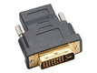 AKASA DVI Male to HDMI Femaleadapter with gold plated contacts