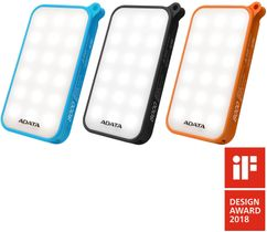A-DATA Powerbank with LED Lamp (AD8000L-5V-COR)
