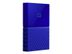 WESTERN DIGITAL HDD EXT My Passport 2TB Blue Worldwide