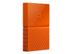 WESTERN DIGITAL HDD EXT My Passport 2TB Orange Worldwide