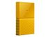 WESTERN DIGITAL HDD EXT My Passport 2TB Yellow Worldwide