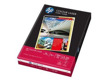 HP Color-laserpapir,  90 g/m², 500 ark/ A4/ 210 x 297 mm (CHP370)