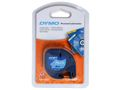 DYMO LetraTAG Tape / 12mm x 4m / Blue
