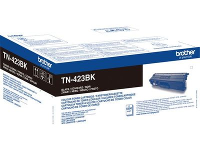 BROTHER HLL8260CDW Black Toner 6.5K (TN423BK)