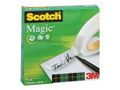 SCOTCH Kontortape SCOTCH Magic 810 19mm x 66m