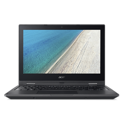 ACER TMB118-R-P2AX Intel N4200 11.6in HD Multi-Touch LCD panel UMA 4 GB LP DDR3 128GB SSD 802.11ac + BT W10P(GO)(RNOK) (NX.VFYED.005)