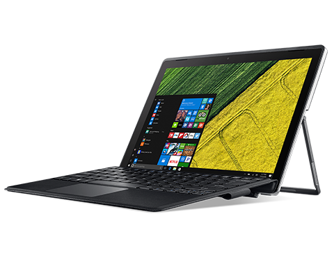 "ACER Switch 3 12.2"" FHD touch Pentium N4200 Quad Core, 4GB RAM, 64GB SSD, Active Pen, Windows 10 S / 10 Pro (NT.LDRED.005)"