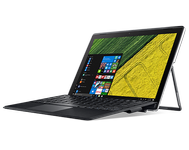 """ACER Switch 3 12.2"""" FHD touch Pentium N4200 Quad Core, 4GB RAM, 64GB SSD, Active Pen, Windows 10 S / 10 Pro (NT.LDRED.005)"""