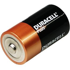 DURACELL D Plus Power (4 pack) (MN1300B4)