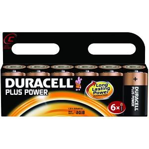 DURACELL C Plus Power (6 pack) (MN1400B6)