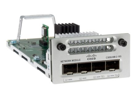 CISCO Catalyst 3850 2 x 10GE Network Mod (C3850-NM-2-10G=)