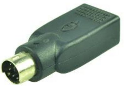 2-POWER PS/2 Male to USB Type A Female Adapter (ADP0001A)