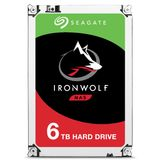 SEAGATE HDD int. 3,5 6TB Ironwolf