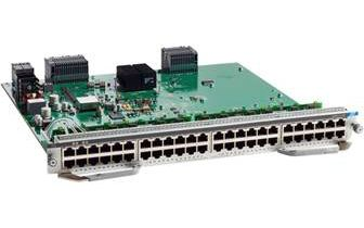 CISCO CATALYST 9400 SERIES 48-PORT UPOE 10/ 100/ 1000 (RJ-45) IN CPNT (C9400-LC-48U=)