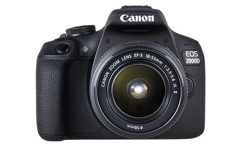 CANON CAMERA EOS 2000D 18-55IS+75-300 ( 2728C017)