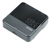 ATEN USB-C Dual-View Mini Dock (UH3231-AT $DEL)