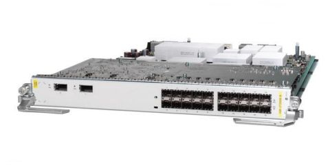 CISCO 2-Port 10GE 20-Port GE Line Card (A9K-2T20GE-B= $DEL)