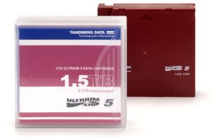 TANDBERG LTO-5 ULTIRIUM Data Cartridge (433955)