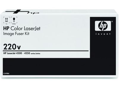 HP Color LaserJet C4198A 220V fuser kit (C4198A)