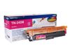BROTHER TN-245M TONER CARTRIDGE MAGENTA F. HL-3140/ 3150/ 3170 F.2200 P SUPL (TN245M)