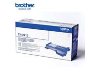 BROTHER Toner BROTHER TN2210 svart (TN2210)